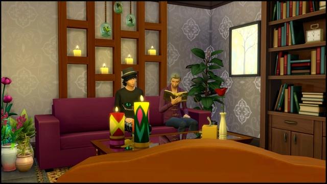 [Créations Diverses] Le studio de Lamé Salon_15