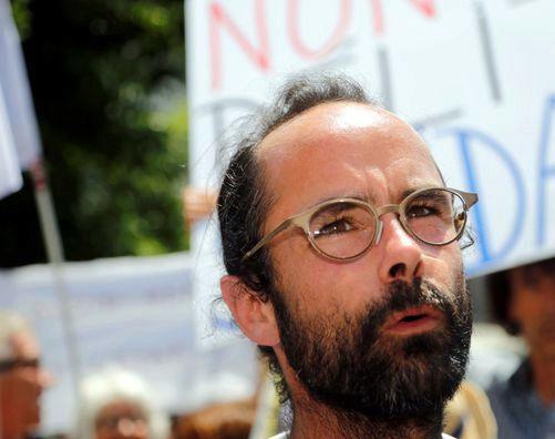 le Tribunal d'Aix en Provence a condamné Cédric Herrou Cedric10