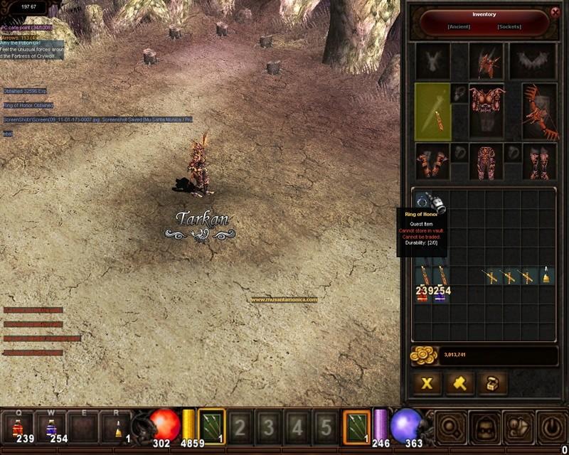 [GUÍA] Quest 1ra evolución y Marlon. Ring_o10