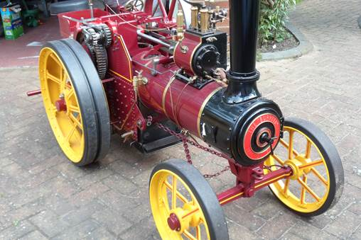 """4"""" Agricultural Traction Engine For Sale (Now sold, less than 60 mins to sell) Image010"""