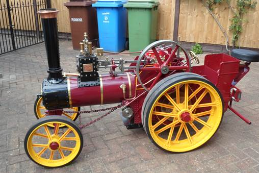 """4"""" Agricultural Traction Engine For Sale (Now sold, less than 60 mins to sell) Image011"""