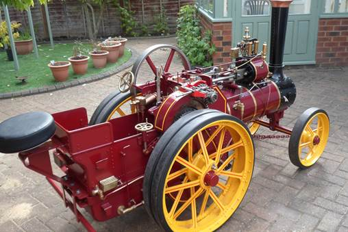 """4"""" Agricultural Traction Engine For Sale (Now sold, less than 60 mins to sell) Image012"""