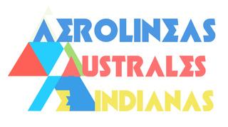 Aerolineas Australes e Indianas  Aaessa16