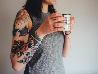 Los tatuajes ¿Por qué quedan para siempre? Tatuaj10