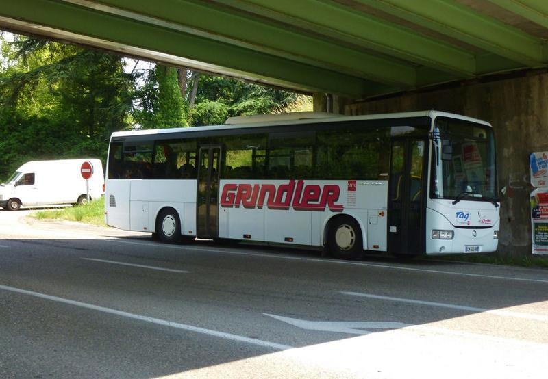 Cars Grindler (Car Postal France ) Recreo10