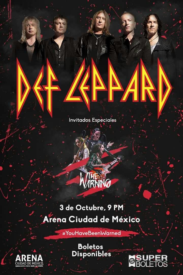 "The Warning - ""Queen of the Murder Scene"" (2018) - Rock clásico desde México - Página 4 Img-2010"