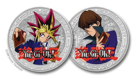 Yami Yugi 1 oz silver coin limited edition?? New_ze13