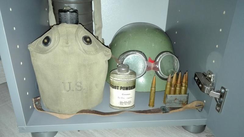 MA COLLECTION WW2 ET POST WAR. (MISE À JOUR DU 04/11/17) Img_2068