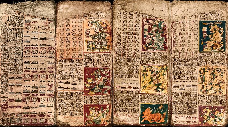 Proximamente estara disponible el primer diccionario Maya on line Codice10