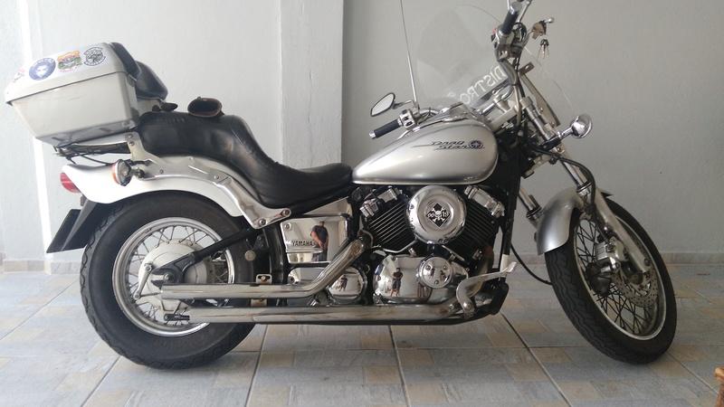 Vendo DragStar 650 2004 - Estudo troca por Tenéré 250 Img_2010