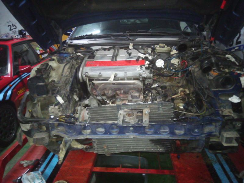 Coupe 16VT  sin motor. Se vende completo o posible despiece Img_2017