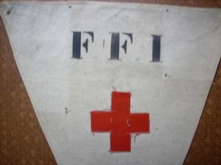Fanion FFI medical Img_0026