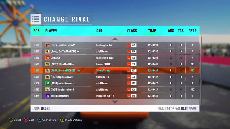 FH3 | WWCC - 300HP (FWD/RWD) *RESULTS UP* 105fa410