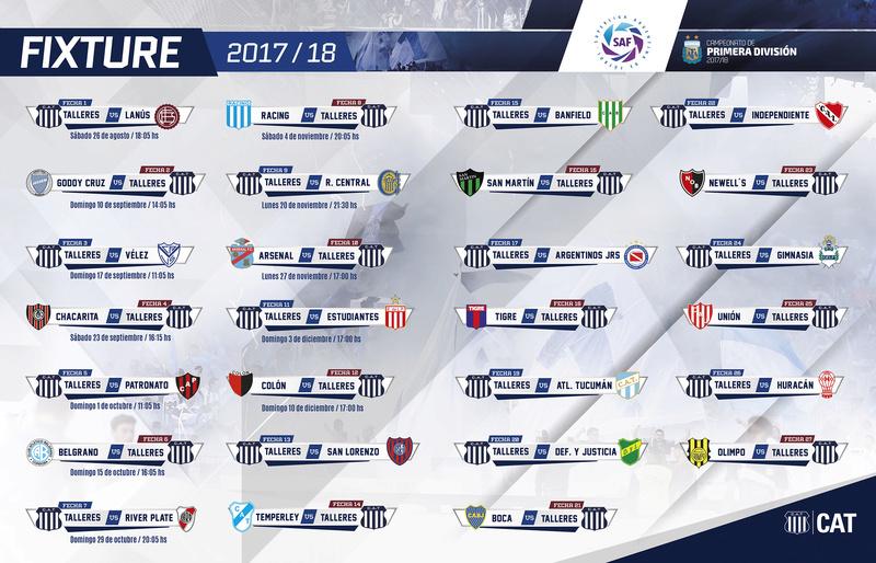 Fixture 2017 Doble-10