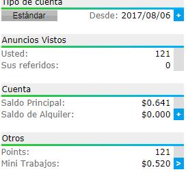 Gana Dinero con encuestas 0.5 en 2 dias con neobux explicacion minitrabajos Sds10