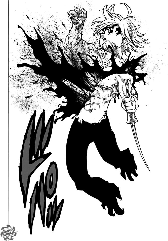 [Nanatsu no Taizai] Meliodas vs Escanor ( Atuais manga cap.229) 21034710
