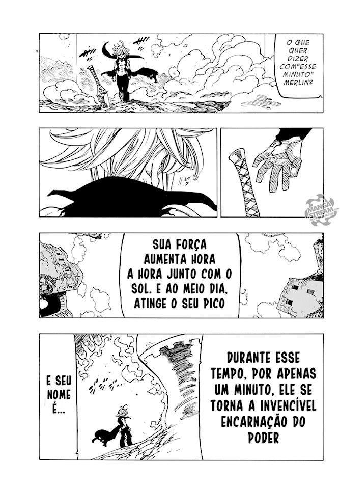 [Nanatsu no Taizai] Meliodas vs Escanor ( Atuais manga cap.229) 21105810