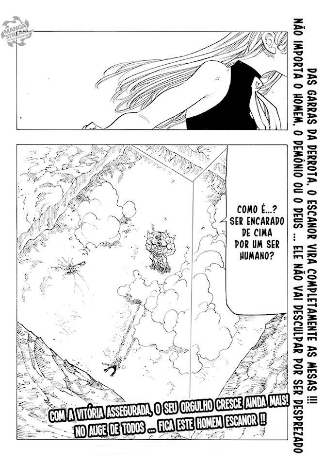 [Nanatsu no Taizai] Meliodas vs Escanor ( Atuais manga cap.229) 21106310