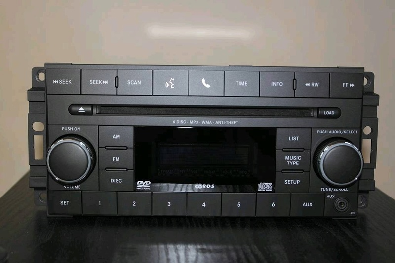 Autoradio soucis avec le u-connect Radio_10