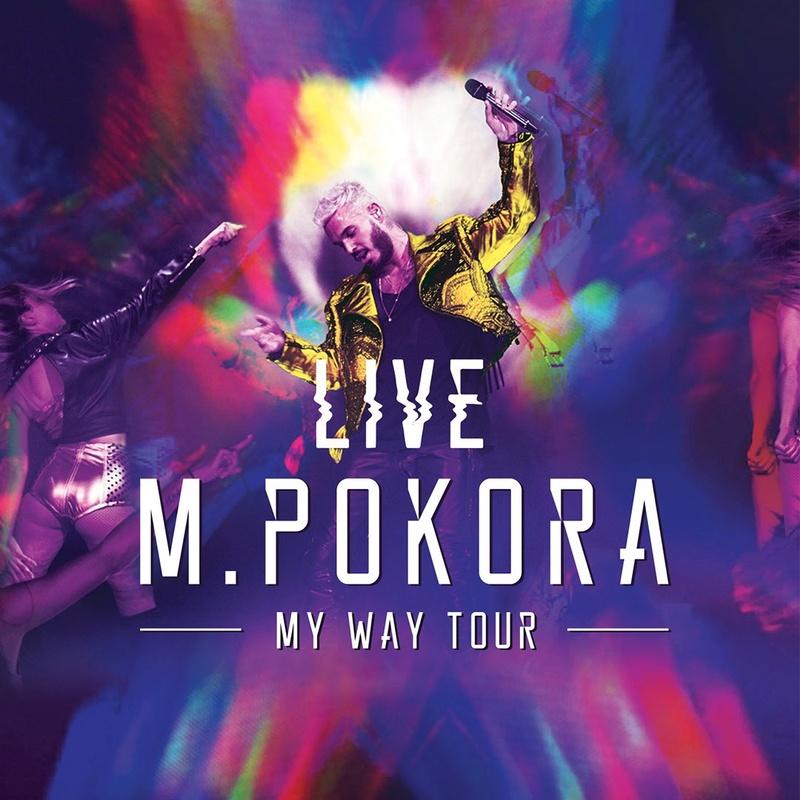 CD - DVD MY WAY TOUR Dkucnr10