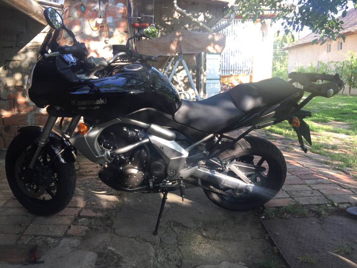 New motorcycle and license! 20067810