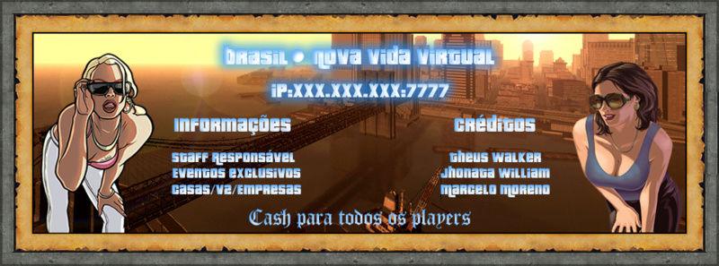 Brasil ● Nova Vida Virtual [RPG] 0.3.7