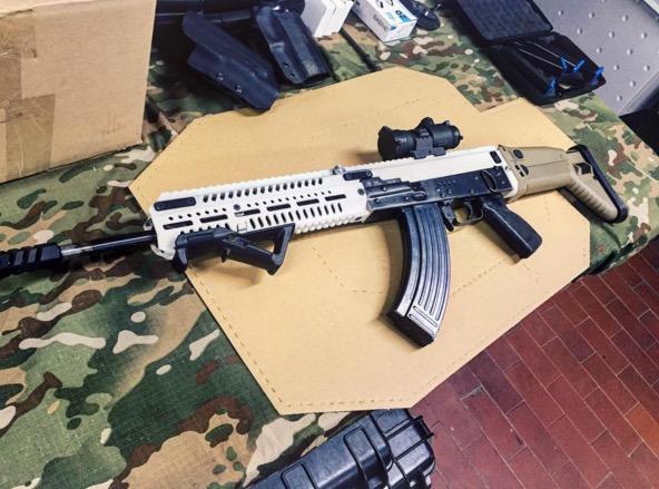 AKB 15 - Custom slovène Rex-ak10