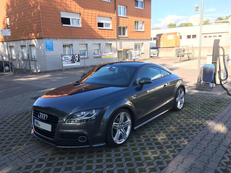 Audi TT - 1.8TFSI - Daytona Grey - Jante RS6 - TomSuits  Img_5512