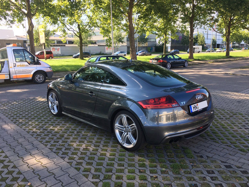 Audi TT - 1.8TFSI - Daytona Grey - Jante RS6 - TomSuits  Img_5513