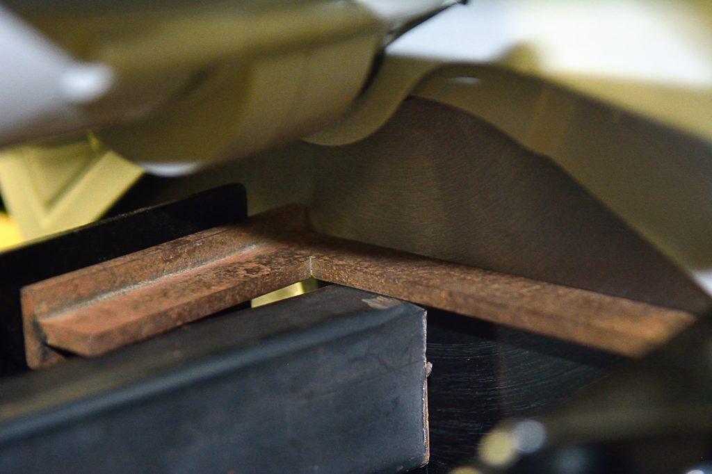 Test de la tronçonneuse métaux Evolution Rage 2 Dsc_7120