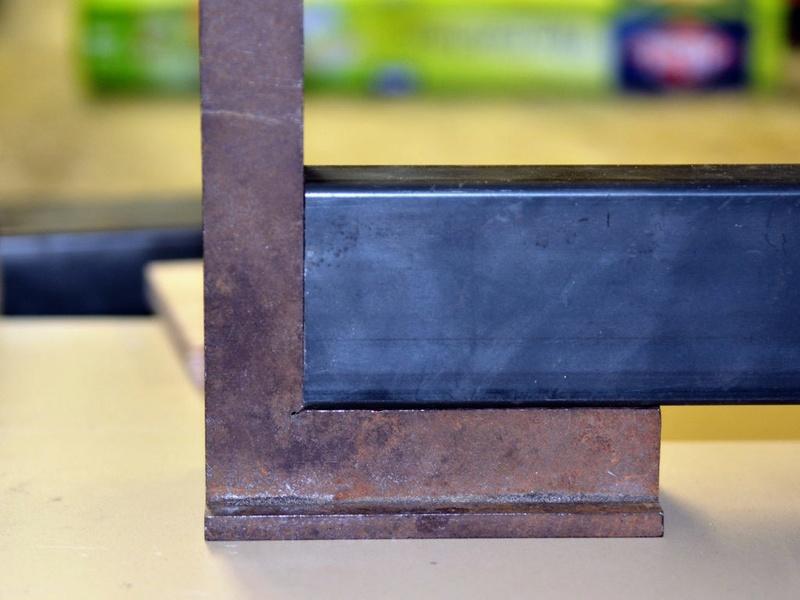 Test de la tronçonneuse métaux Evolution Rage 2 Dsc_7123