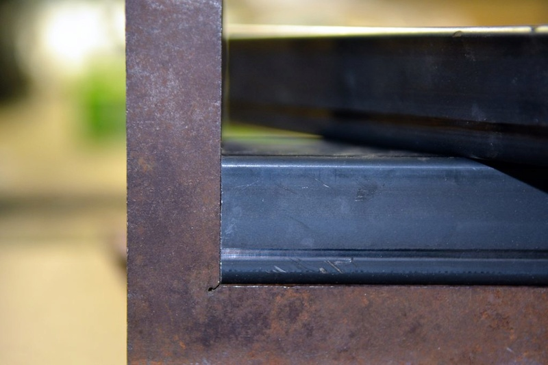 Test de la tronçonneuse métaux Evolution Rage 2 Dsc_7125