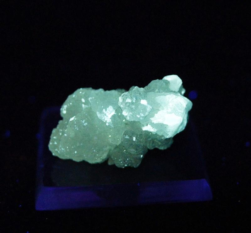 Fotos de minerales fluorescentes Fullsi63