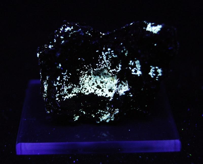 Fotos de minerales fluorescentes Fullsi71