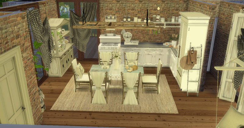 TS4: Farmhouse Chic Dining Room - Page 2 18-08-10