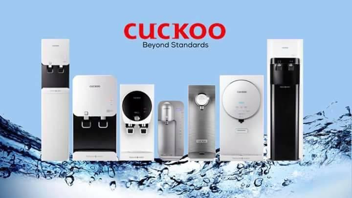 Cuckoo Water Purifier Cuckoo10