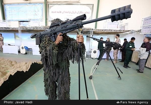 قناصات ایرانیة AMR 13930811