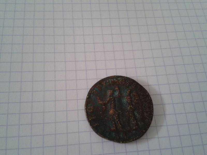 3 pièces romaines à identifier Trajan11