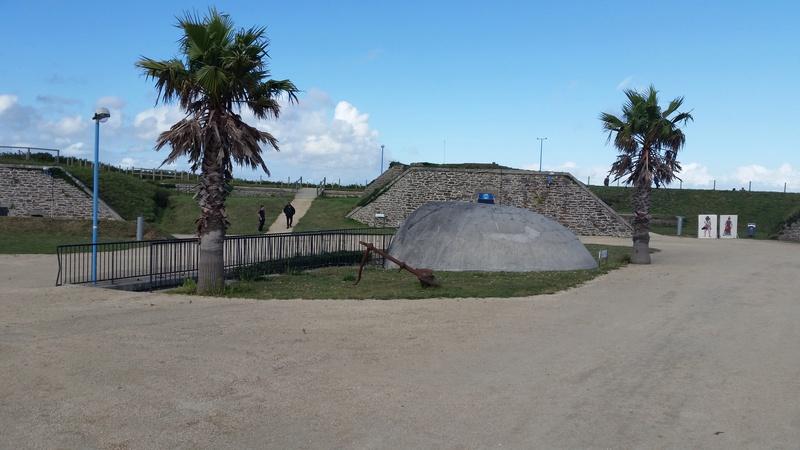 Le fort de Bertheaume à Plougonvelin (29) 20170710
