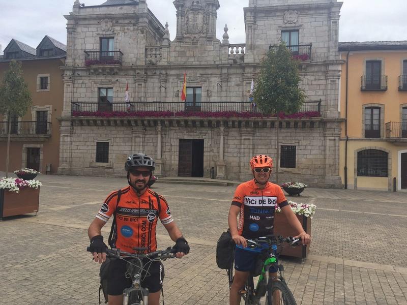 Ontinyent- Santiago de Compostela en 8 etapas. Img-2010