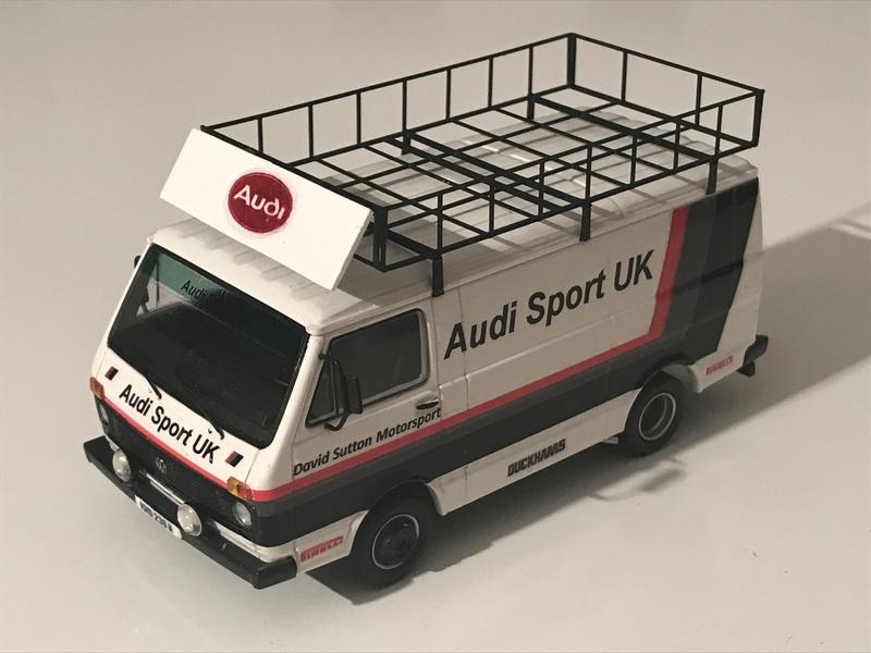 VW LT Audi Sport UK service van Img_0610