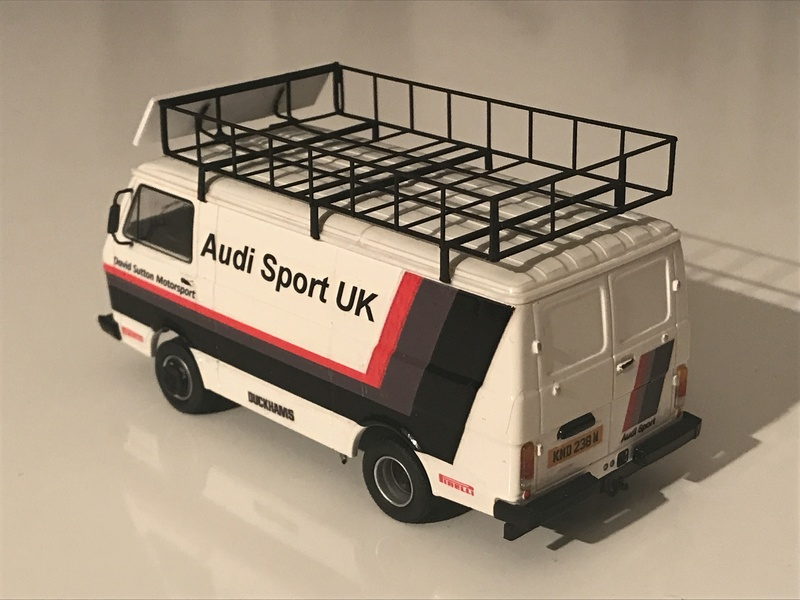 VW LT Audi Sport UK service van Img_0611