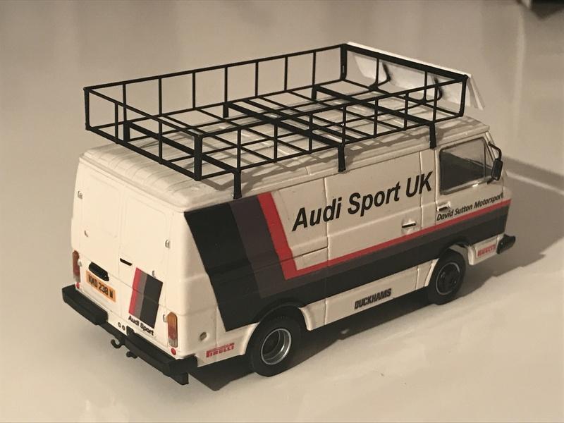 VW LT Audi Sport UK service van Img_0612