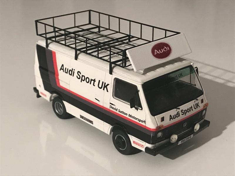 VW LT Audi Sport UK service van Img_0613