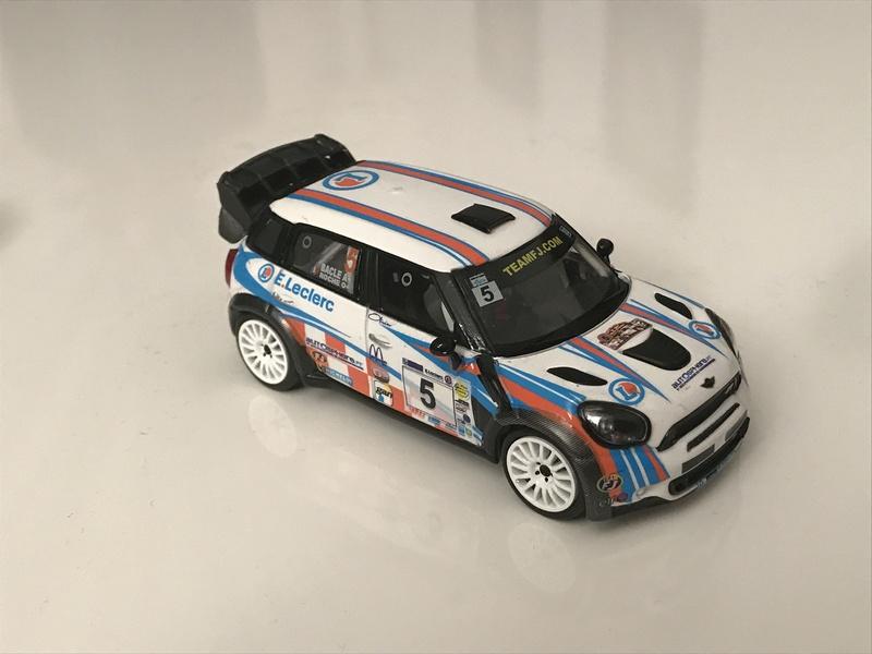 Mini WRC French Championship (Rallye Lyon Charbonnières & Coeur de France) Mini_w11