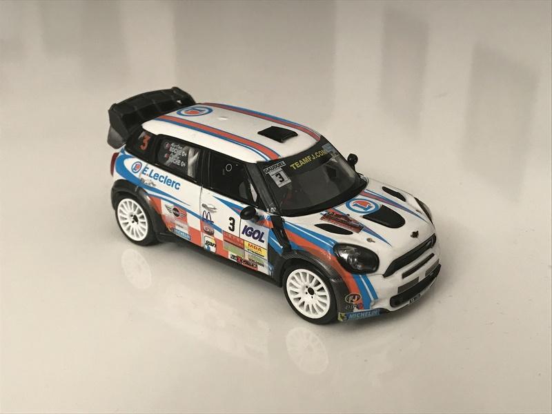 Mini WRC French Championship (Rallye Lyon Charbonnières & Coeur de France) Mini_w13