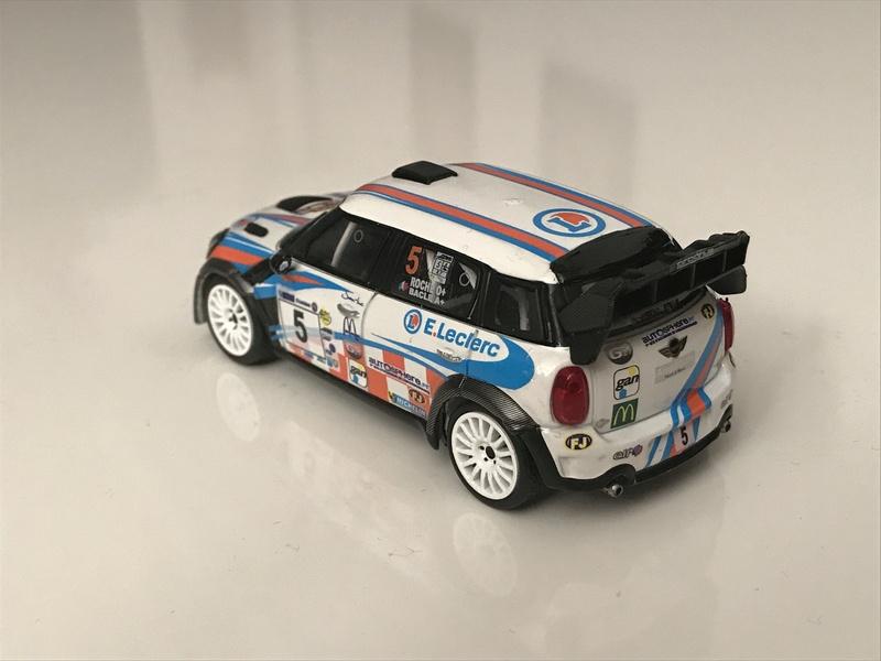 Mini WRC French Championship (Rallye Lyon Charbonnières & Coeur de France) Mini_w14