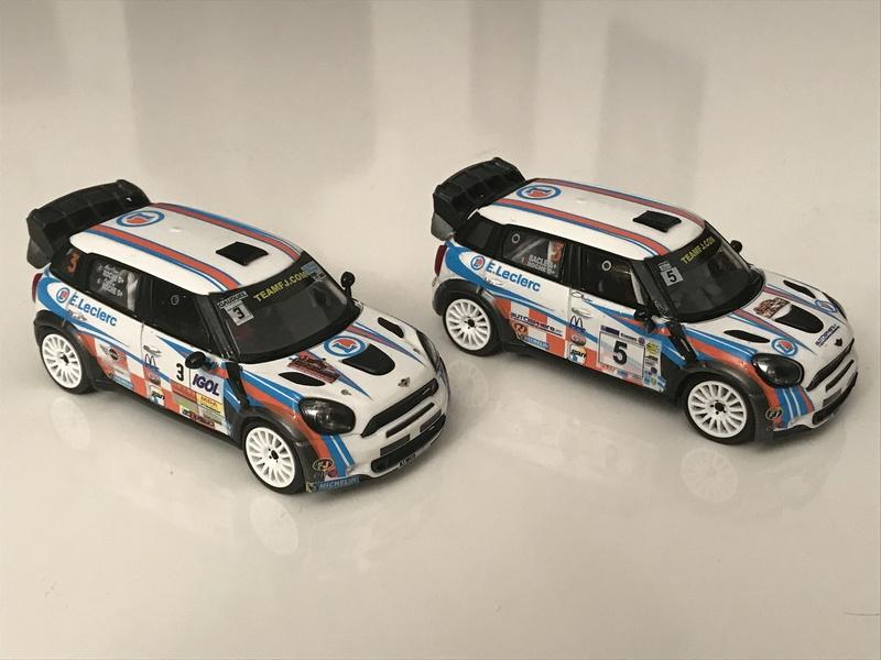 Mini WRC French Championship (Rallye Lyon Charbonnières & Coeur de France) Mini_w15