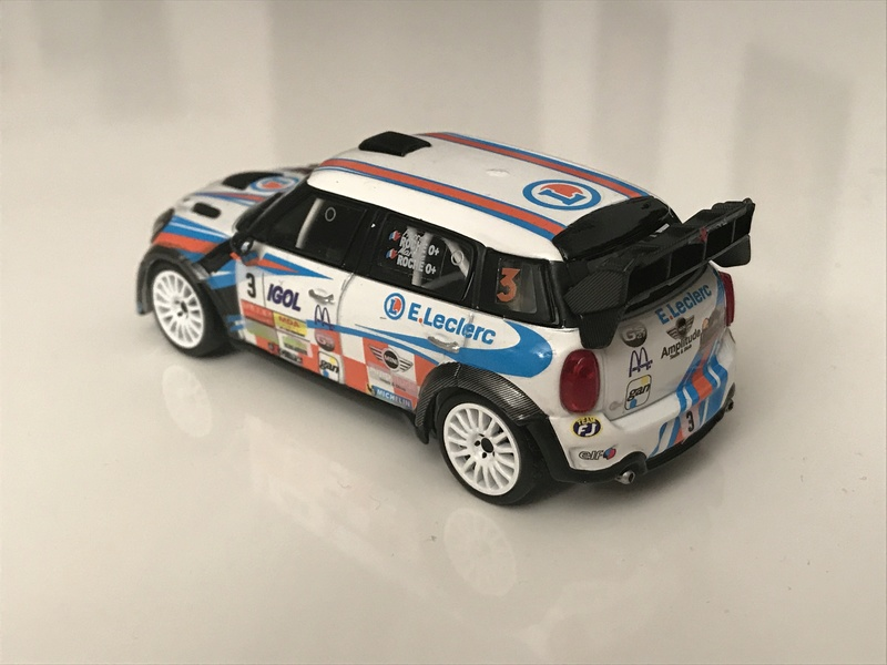 Mini WRC French Championship (Rallye Lyon Charbonnières & Coeur de France) Mini_w16