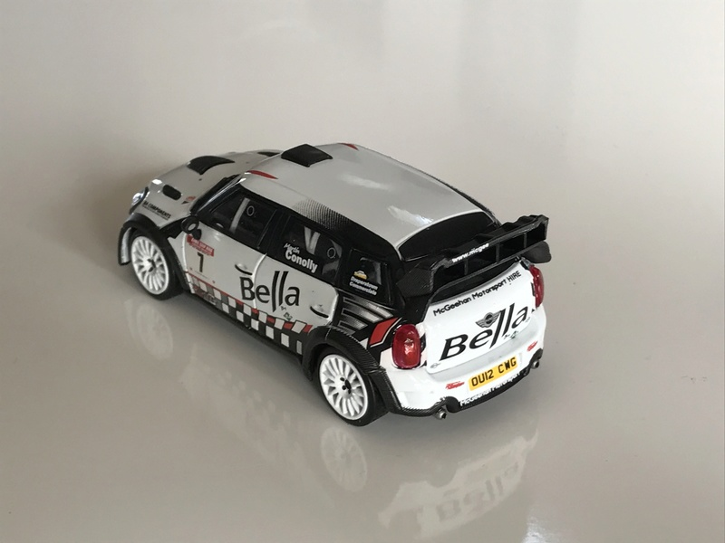 Mini WRC Allen Donnelly Mini_w17